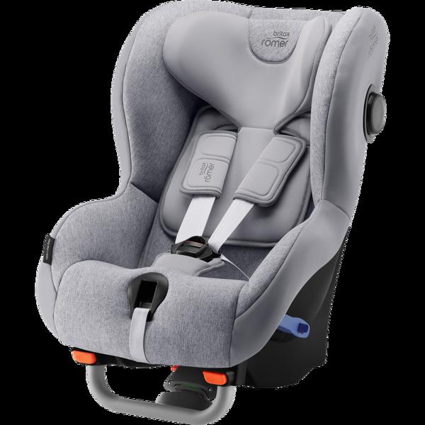 Britax Romer Max-Way Plus Grey Marble Bērnu autosēdeklis 9-25 kg