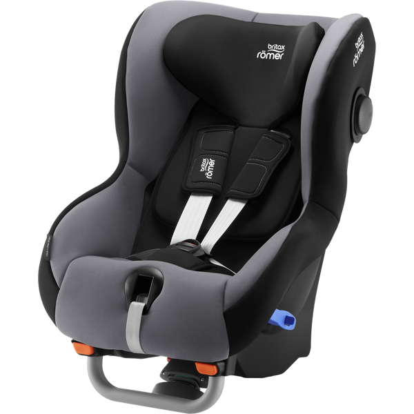 Britax Romer Max-Way Plus Storm Grey Bērnu autosēdeklis 9-25 kg