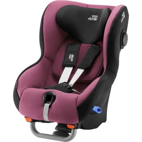 Britax Romer Max-Way Plus Wine Rose Bērnu autosēdeklis 9-25 kg