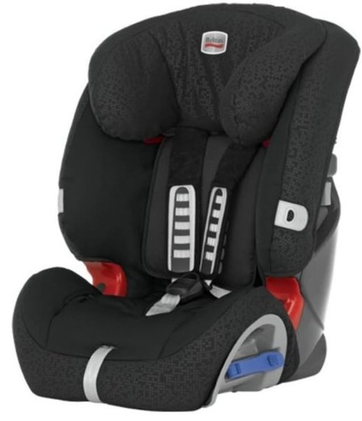 Britax Romer Multi-Tech II Black thunder Bērnu autosēdeklis 9-25 kg