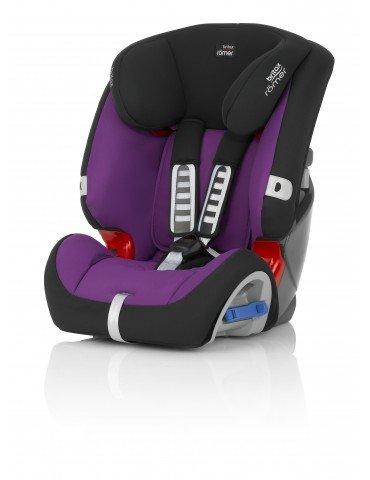 Britax Romer Multi-Tech II Mineral purple Bērnu autosēdeklis 9-25 kg