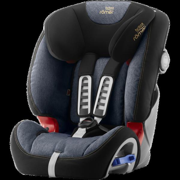 Britax Romer Multi-Tech III Blue Marble Bērnu autosēdeklis 9-25 kg
