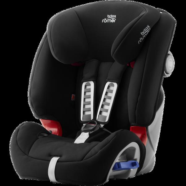 Britax Romer Multi-Tech III Cosmos Black Bērnu autosēdeklis 9-25 kg