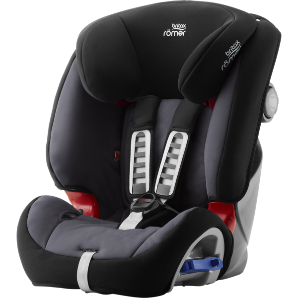 Britax Romer Multi-Tech III Storm Grey Bērnu autosēdeklis 9-25 kg