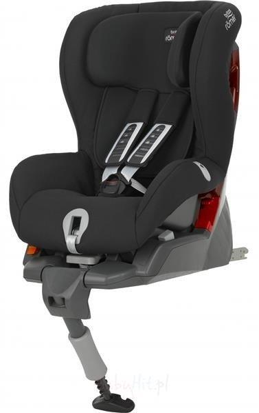 Britax Romer Safefix Plus Cosmos black Bērnu autosēdeklis 9-18 kg