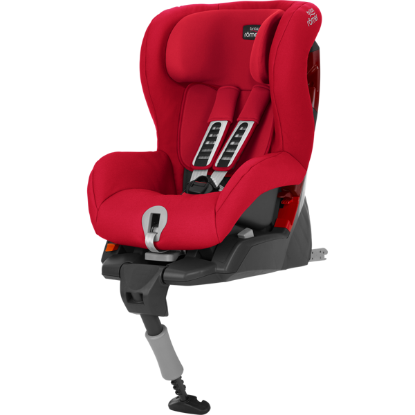 Britax Romer Safefix Plus Fire red Bērnu autosēdeklis 9-18 kg