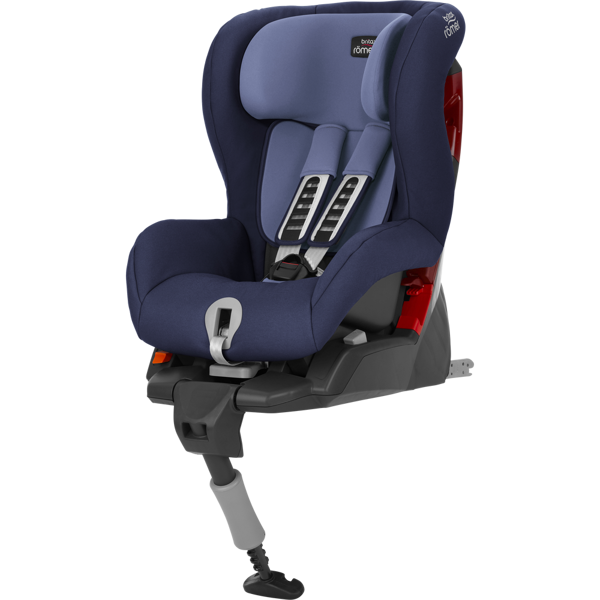 Britax Romer Safefix Plus Moonlight blue Bērnu autosēdeklis 9-18 kg