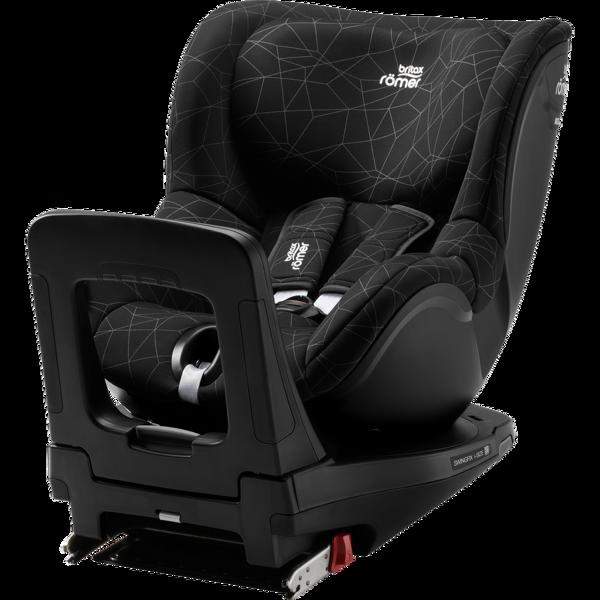 Britax Romer Swingfix I-Size Crystal black Bērnu autosēdeklis 0-18 kg