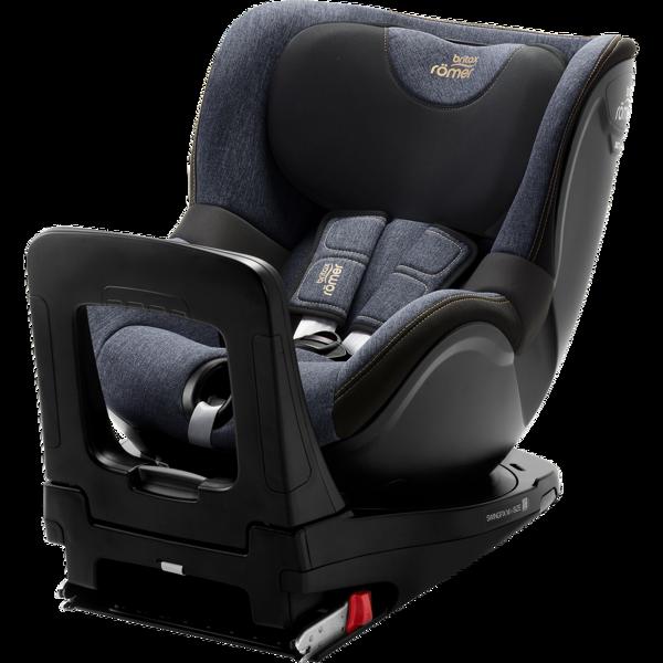 Britax Romer Swingfix M I-Size Blue marble Bērnu autosēdeklis 0-18 kg