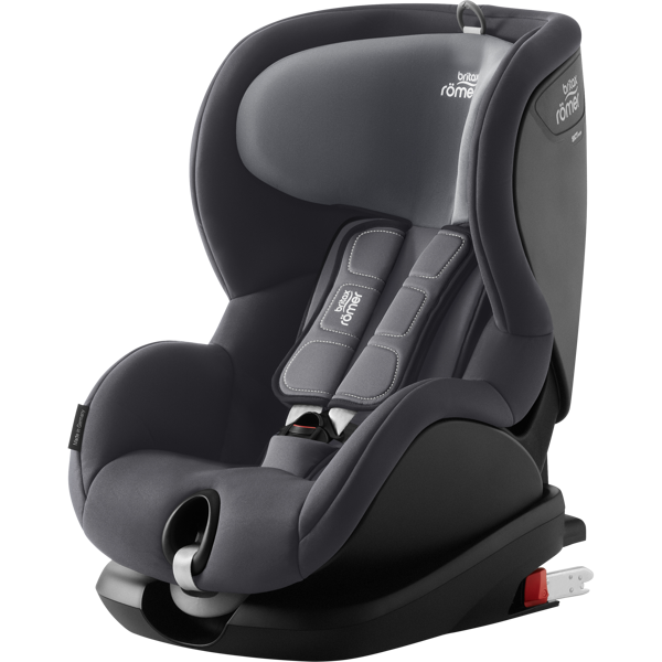 Britax Romer Trifix 2 I-Size Storm grey Bērnu autosēdeklis 9-22 kg