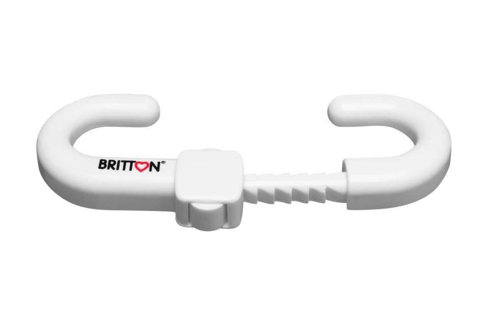Britton Cabinet Slide Lock Durvju saslēgs