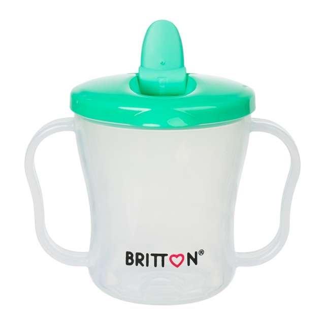 Britton First Cup Pirmā krūzīte ar snīpīti 200 ml
