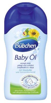 Bubchen Baby Oil Eļļa zīdaiņiem 40ml