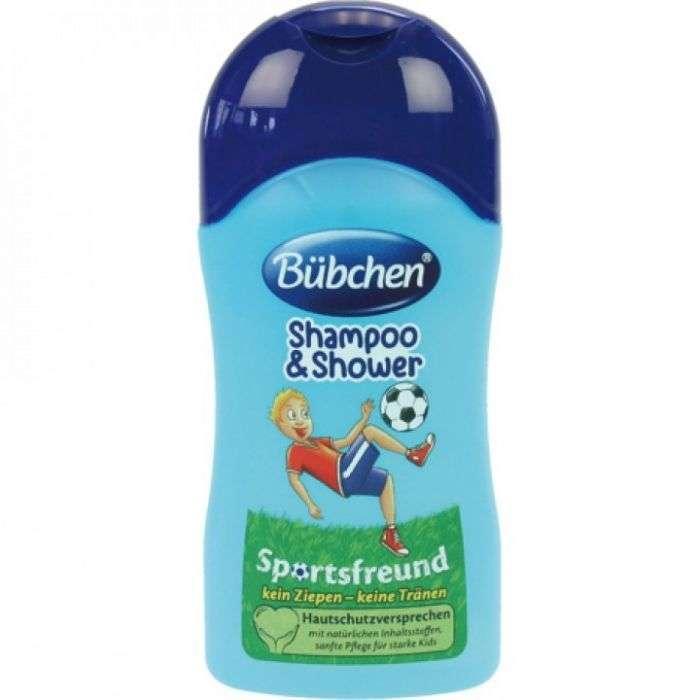 Bubchen Šampūns & dušas putas 50ml