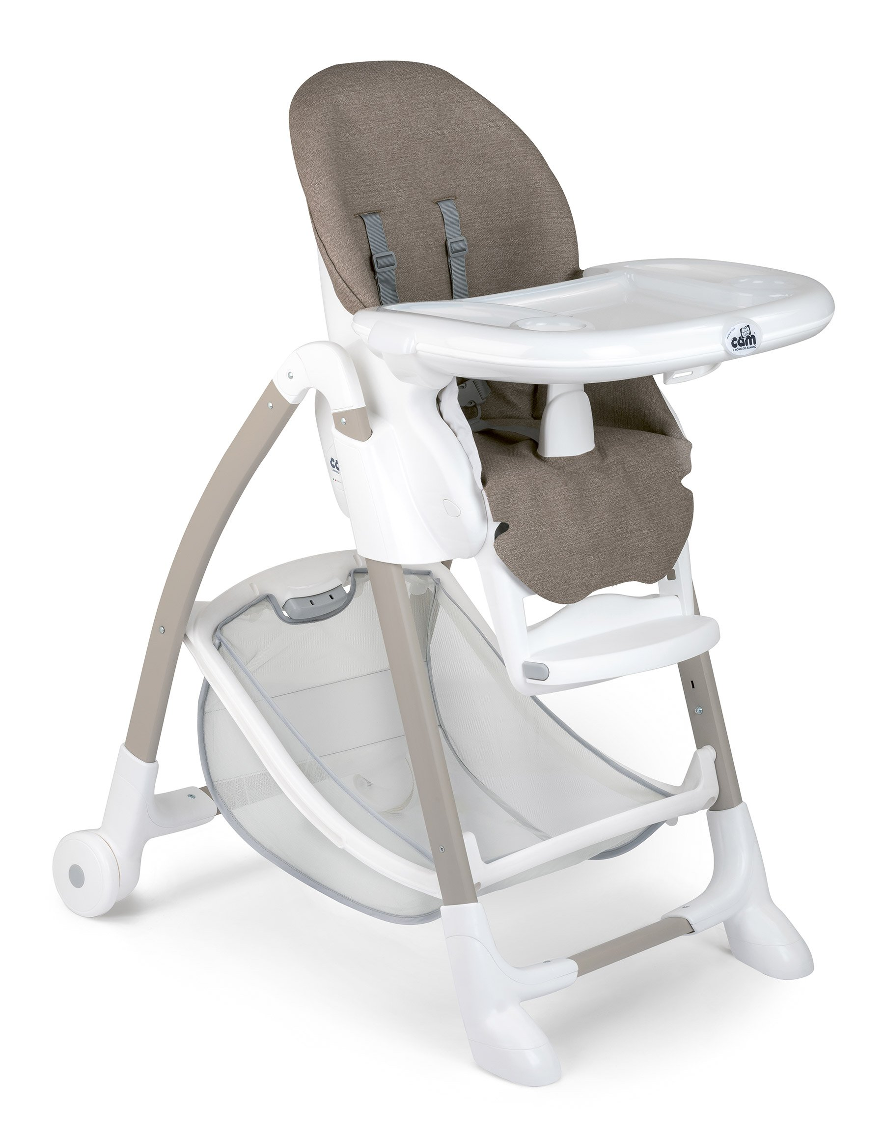 CAM GUSTO 246 Bērnu barošanas krēsliņš ar guļampozīciju