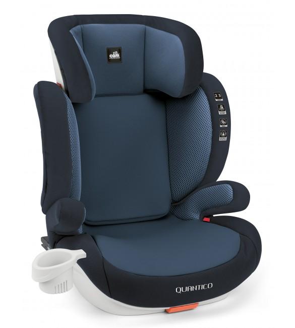 CAM QUANTICO 152 blue Bērnu autosēdeklis 15-36 kg
