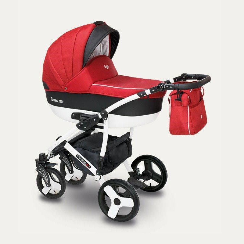 Camarelo Carera New CAN-1 Bērnu rati 3in1