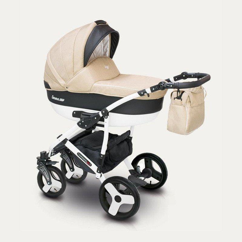 Camarelo Carera New CAN-4 Bērnu rati 3in1