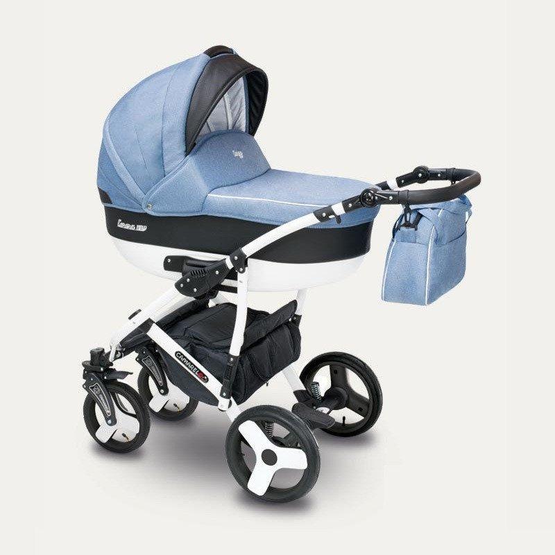 Camarelo Carera New CAN-6 Bērnu rati 3in1