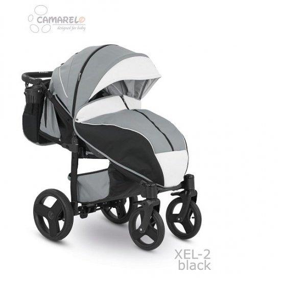 Camarelo Elf XEL-2 black Sporta rati