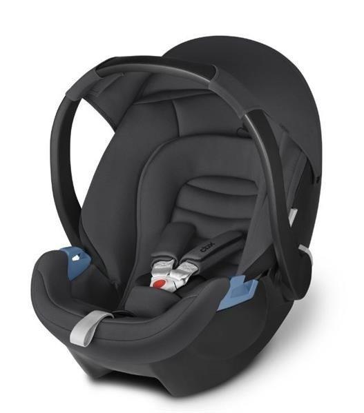 Cbx by Cybex Aton Comfy Grey Bērnu autosēdeklis 0-13 kg