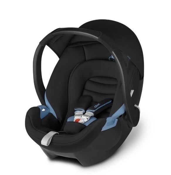Cbx by Cybex Aton Cozy Black Bērnu autosēdeklis 0-13 kg