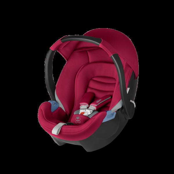 Cbx by Cybex Aton Crunchy Red Bērnu autosēdeklis 0-13 kg