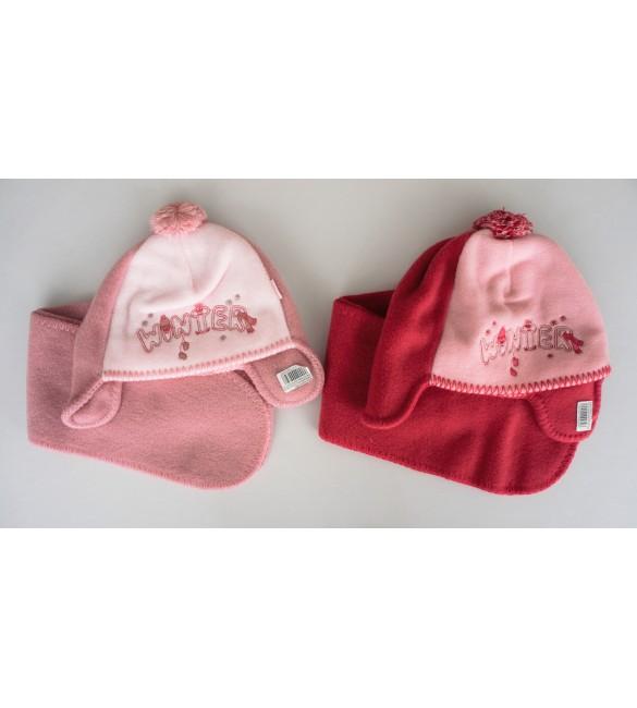 Cepure un šalle komplekts WINTER Iltom-817