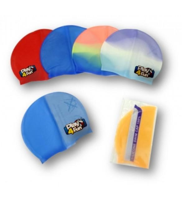 Cepurīte peldēšanai silikona PIER SPSCB
