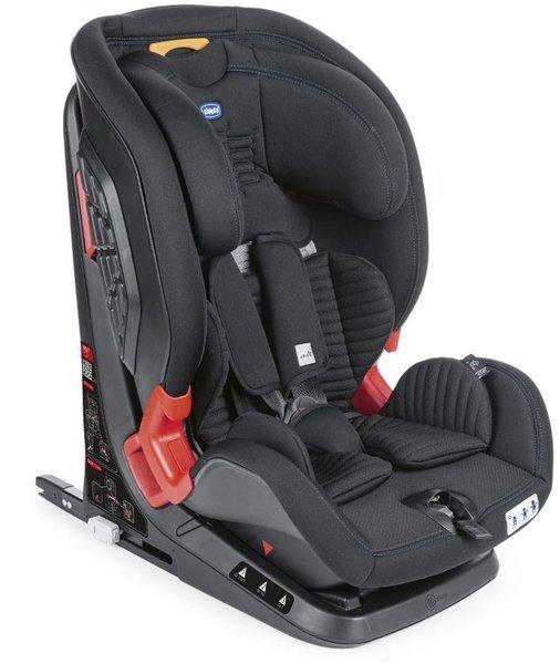 Chicco Akita Fix Air Black air Bērnu autosēdeklis 0-36 kg