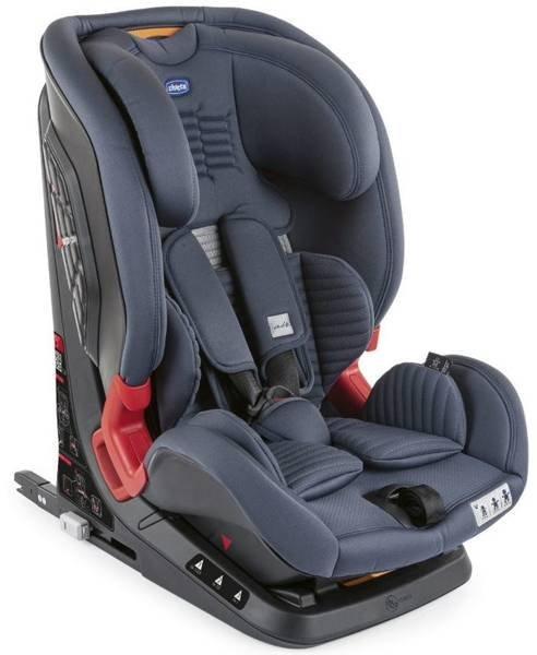 Chicco Akita Fix Air Ink air Bērnu autosēdeklis 0-36 kg