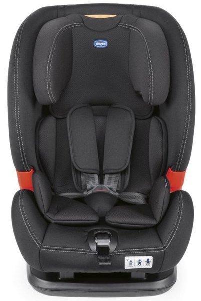 Chicco Akita STD Black Bērnu autosēdeklis 0-36 kg