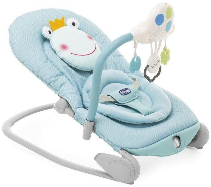 Chicco Balloon Froggy Šūpuļkrēsliņš