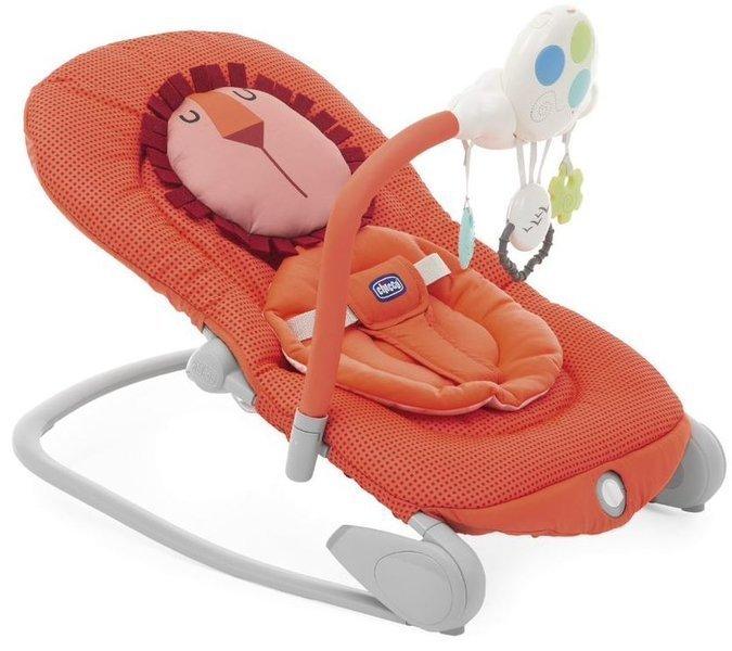 Chicco Balloon Lion Šūpuļkrēsliņš