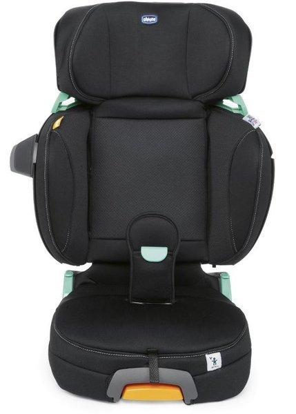 Chicco Fold&Go I-Size Black Bērnu autosēdeklis 15-36 kg