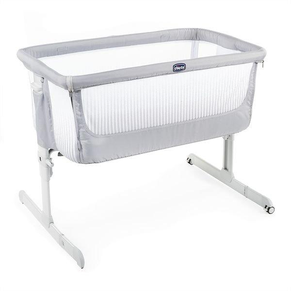 Chicco Next2Me Air Stone Bērnu gulta-šūpulis