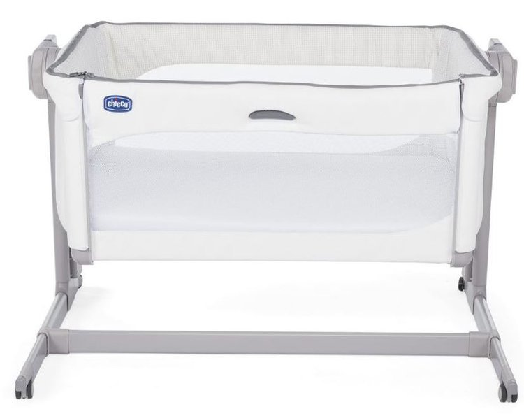 Chicco Next2Me Magic New White Snow Bērnu gulta-šūpulis