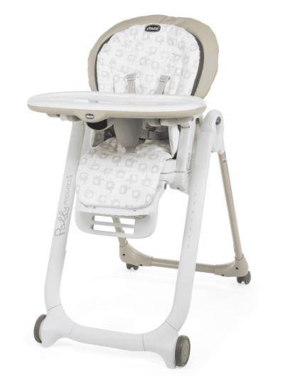 Chicco Polly Progres5 5in1 Beige Krēsls-transformeris