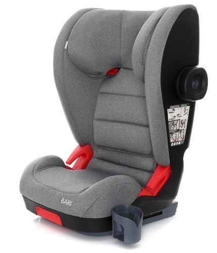 Coto Baby Bari Grey melange 31 Bērnu autosēdeklis 15-36 kg
