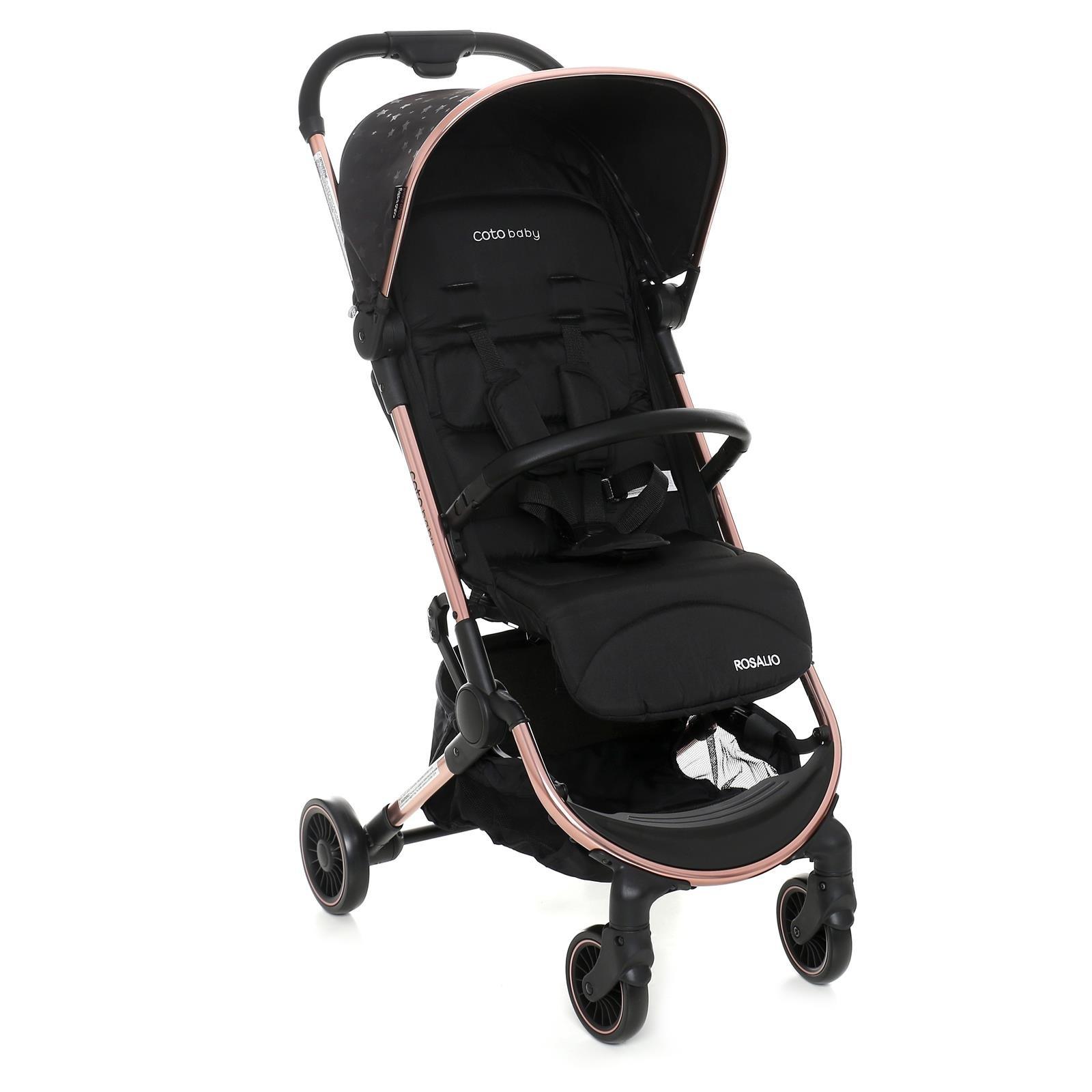 Coto Baby Rosalio 40 Black Butterfly 2020 Sporta rati
