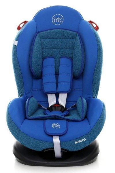 Coto Baby Swing Blue melange Bērnu autosēdeklis 9-25 kg