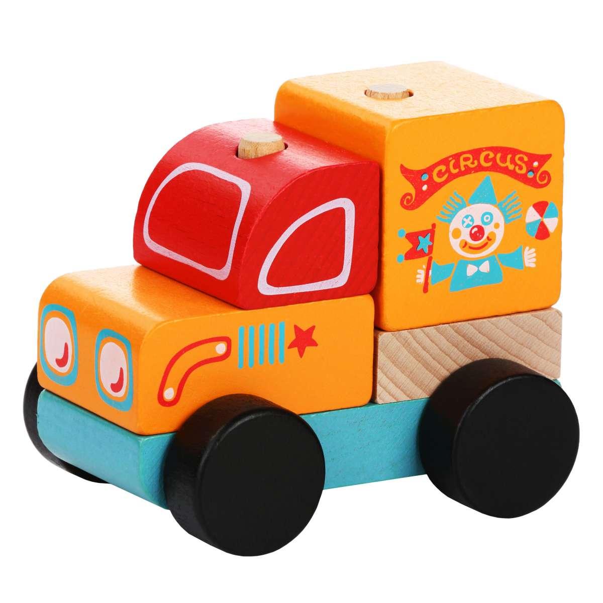 Cubika Koka mašīna Ceļojošais cirks