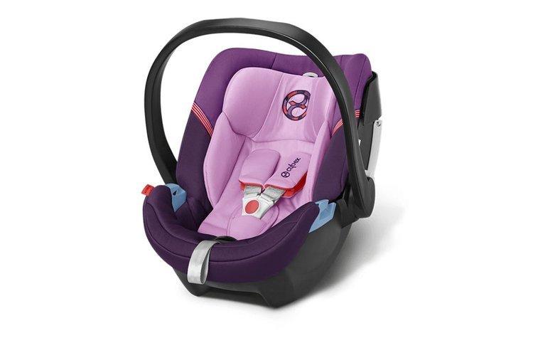 Cybex Aton 4 Grape Juice Bērnu autosēdeklis 0-13 kg