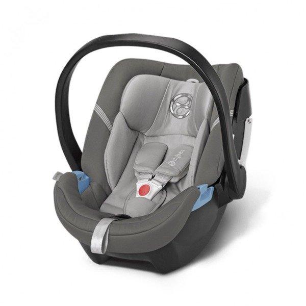 Cybex Aton 4 Manhattan Grey Bērnu autosēdeklis 0-13 kg