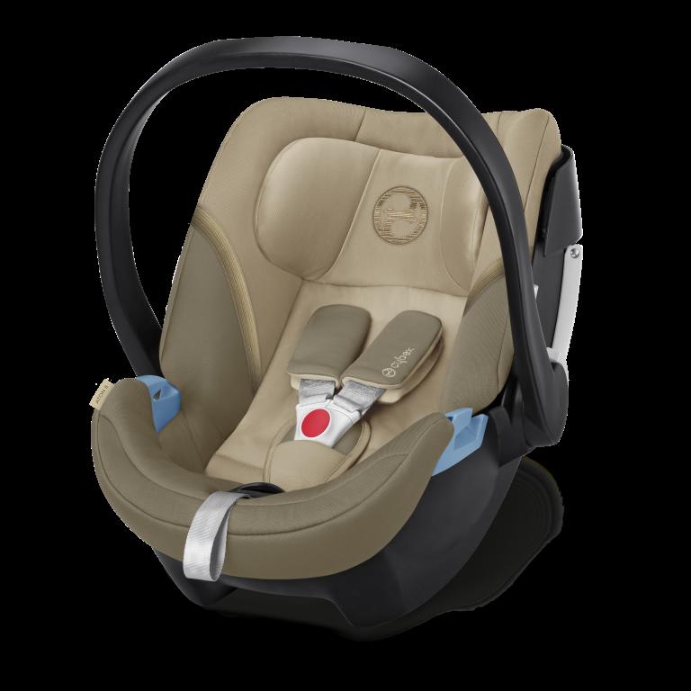 Cybex Aton 5 Classic Beige Bērnu autosēdeklis 0-13 kg