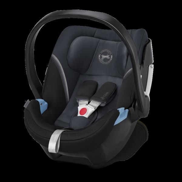 Cybex Aton 5 Granite Black Bērnu autosēdeklis 0-13 kg