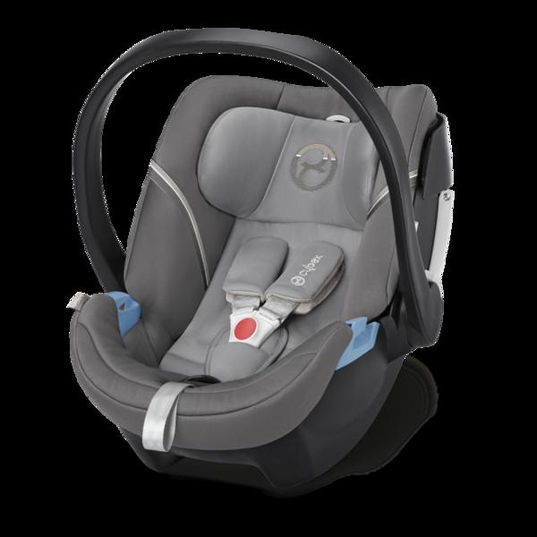 Cybex Aton 5 Grey Bērnu autosēdeklis 0-13 kg