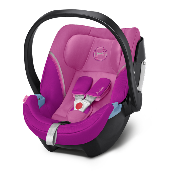 Cybex Aton 5 Magnolia Pink Bērnu autosēdeklis 0-13 kg