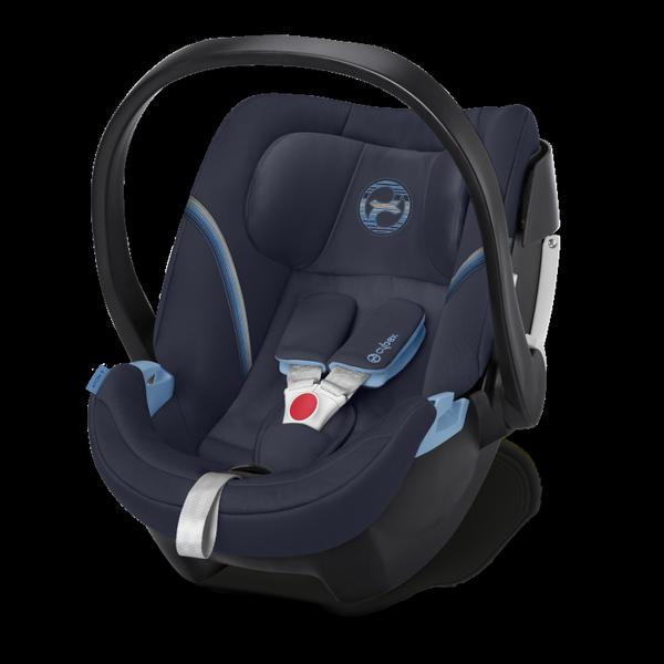 Cybex Aton 5 Navy Blue Bērnu autosēdeklis 0-13 kg