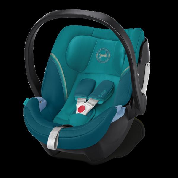 Cybex Aton 5 River blue Bērnu autosēdeklis 0-13 kg